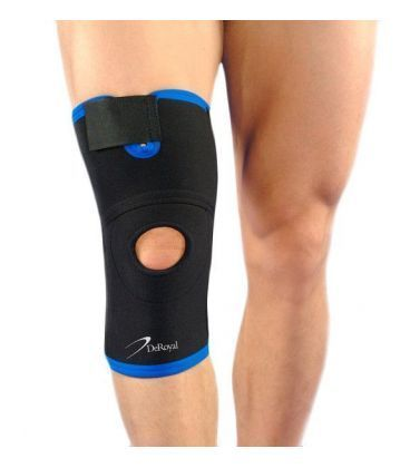 Orteza de genunchi Mediroyal Basic Open Patella