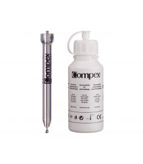 Pachet gel si Motor Point Pen Compex