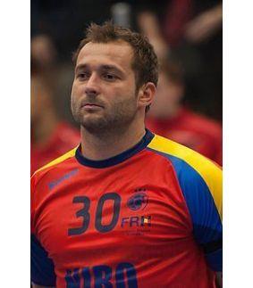 Marius Stavrositu (Jucător de handbal )